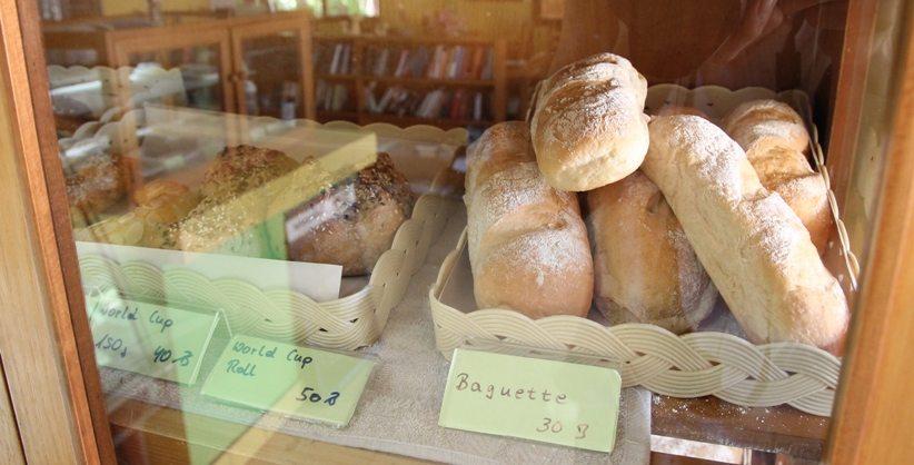 Koh Lanta Essen und Restaurants: German Bakery