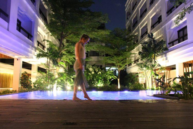 Hoteltipp für Bangkok: Uma Residence im Viertel Dusit