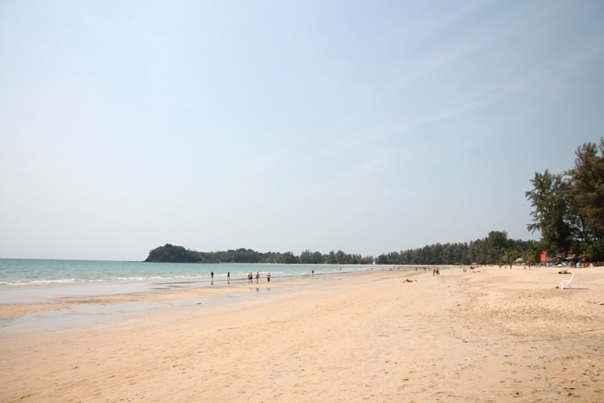 Der Strand Klong Dao auf Koh Lanta in Thailand - meine Erfahrung: geht so