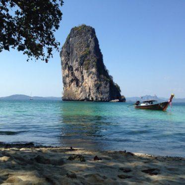 Thailand für Einsteiger: Postkarten-Idylle auf Koh Poda in Krabi