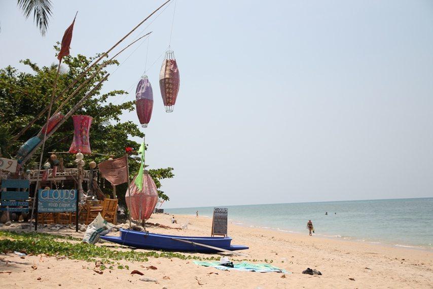 Schönster Strand auf Koh Lanta: Klong Khong - toll für Backpacker