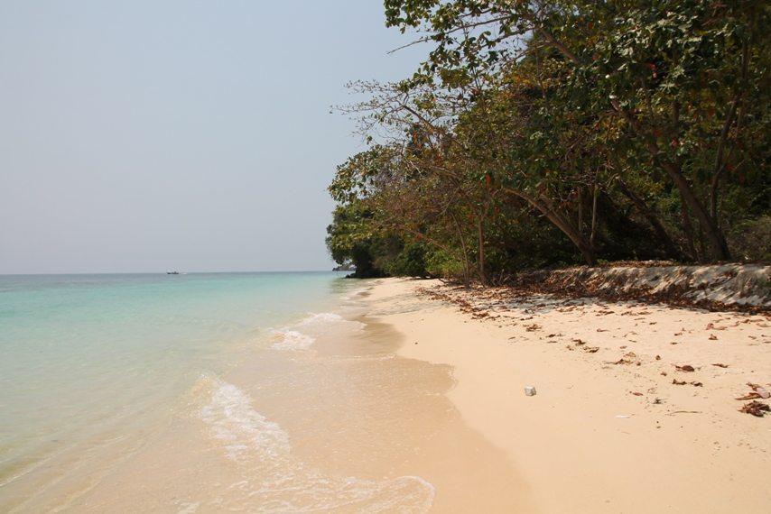Trauminsel Koh Kradan in Thailand
