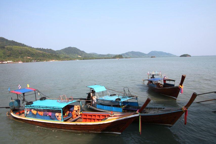 4 Islands Tour ab Koh Lanta mit dem Longtailboot