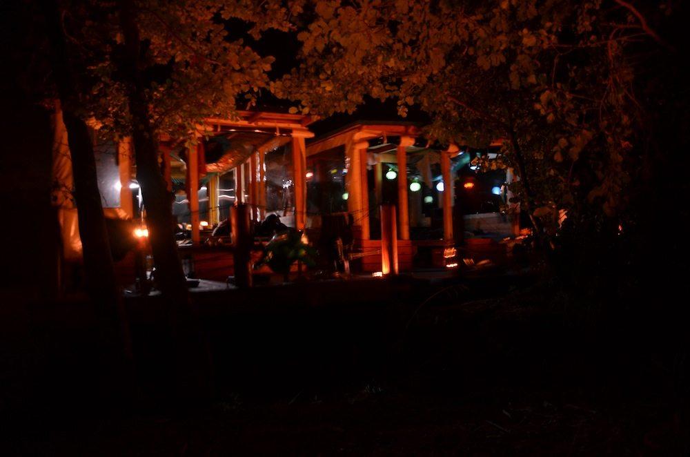Packliste Hausboot: Lampions und Kerzen nicht vergessen