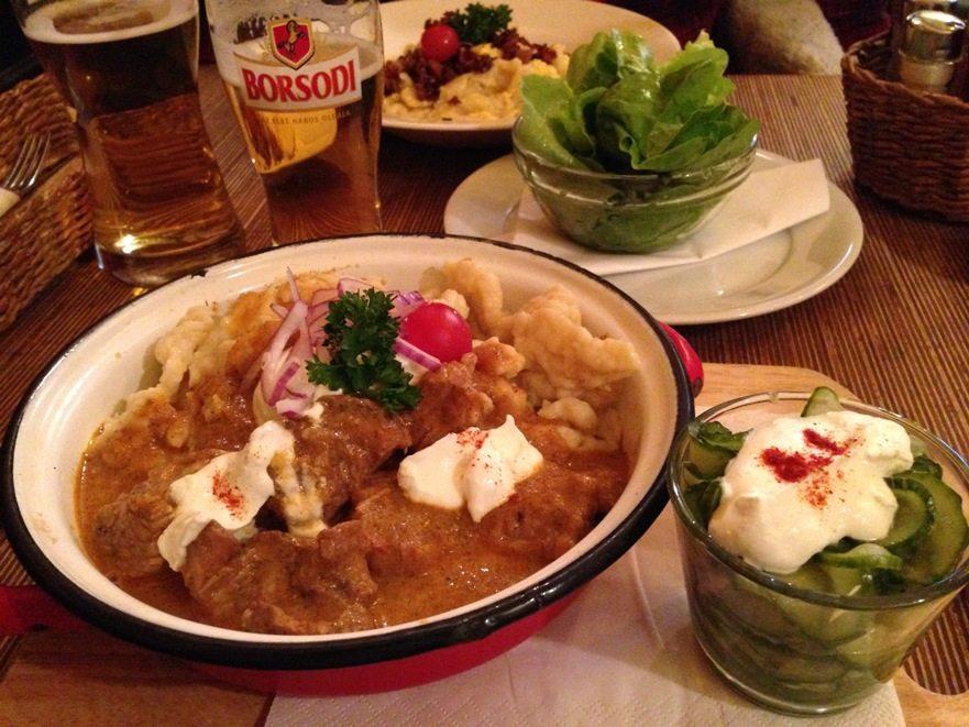 Restauranttipp: Hausmannskost im Kazimir in Budapest