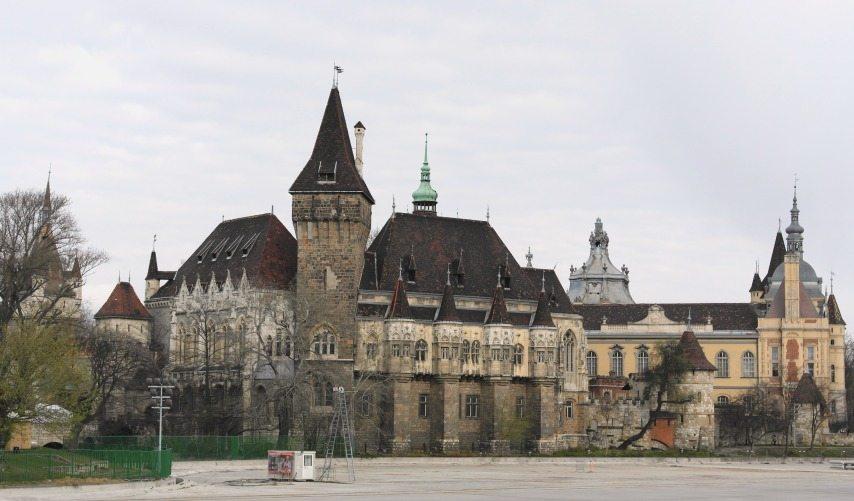 Schloss Vaydahunyad in Budapest - Geheimtipp