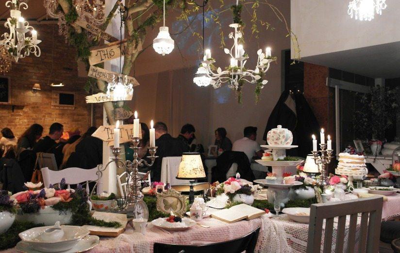 Mein Restauranttipp: Vintage Garden im Viertel Pest in Budapest