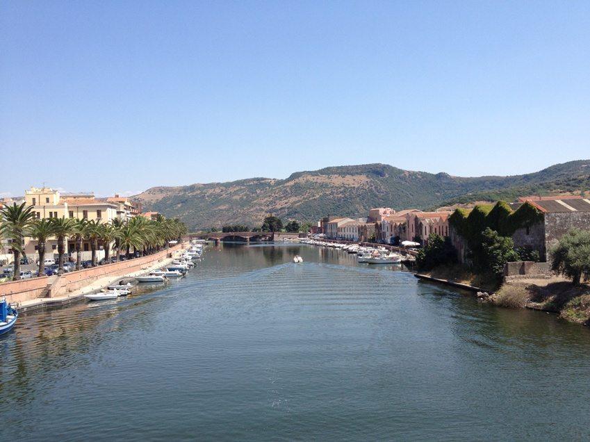 Reiseziel für den Sommer: Bosa auf Sardinien