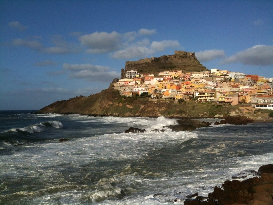 Castelsardo auf Sardinien - Reisetipp für den Sommer