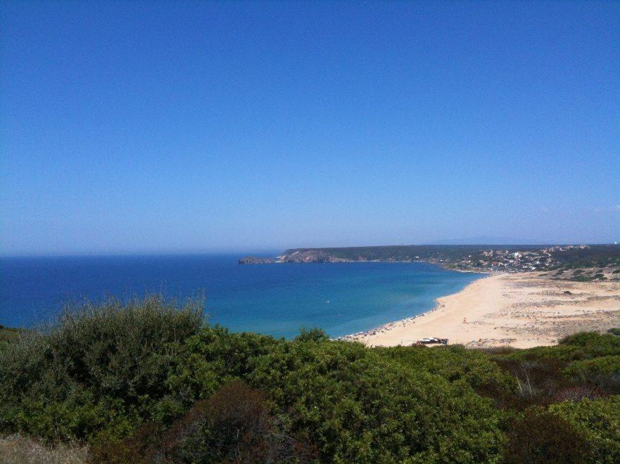 Die Costa Verde auf Sardinien - Strände