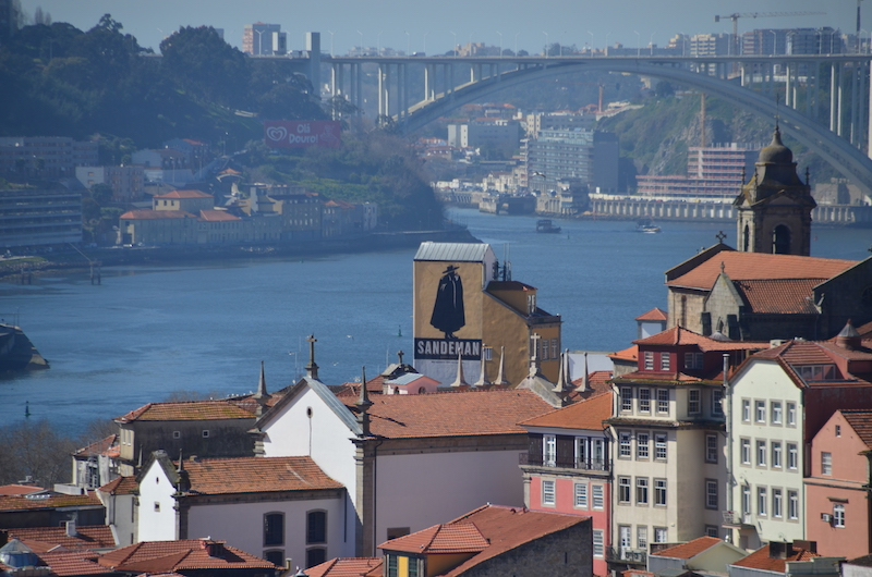 Ausblick auf den Douro - Porto Tipps - Portugal