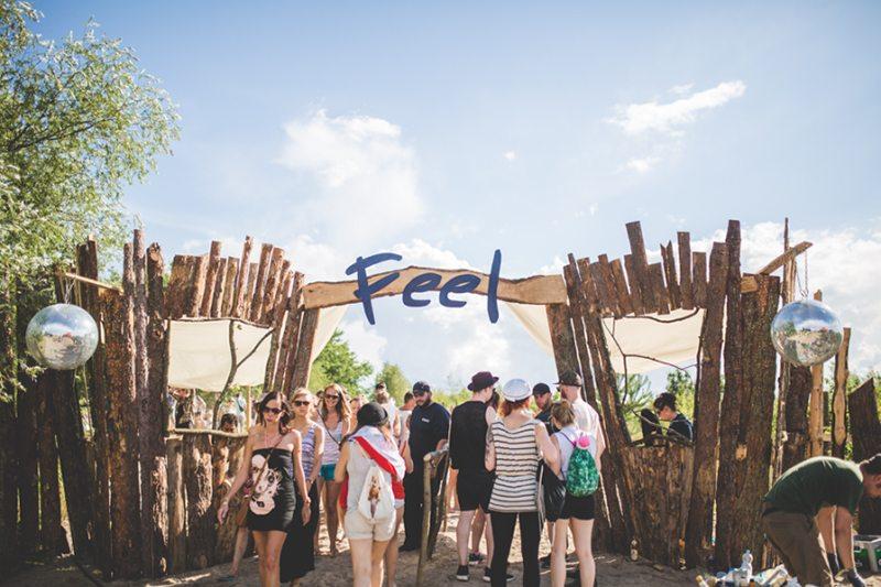 Feel Festival Gewinnspiel