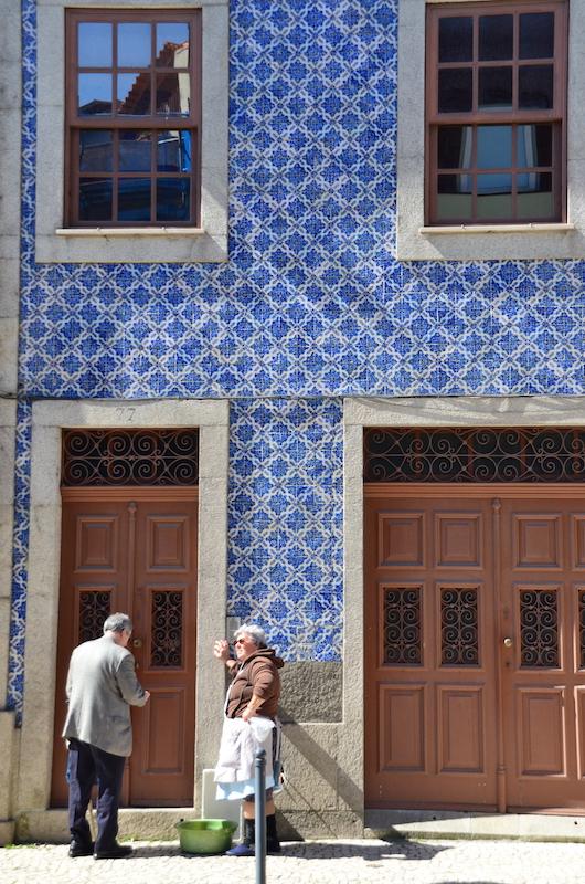 Empfehlung - Azulejos Workshop - Geheimtipp Porto