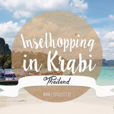 Thailands Süden: Inselhopping Krabi