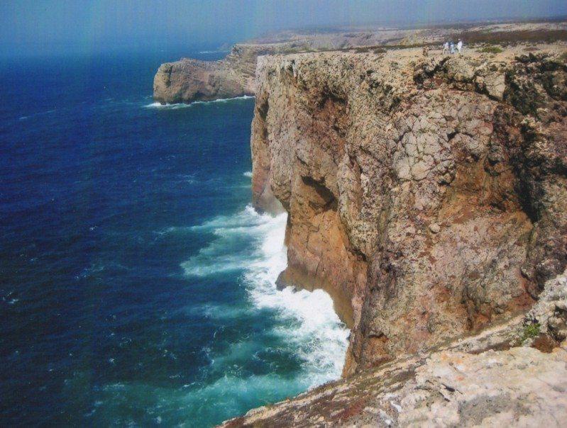 Die Klippen von Sagres in Portugal - Reisetipp für den Sommer