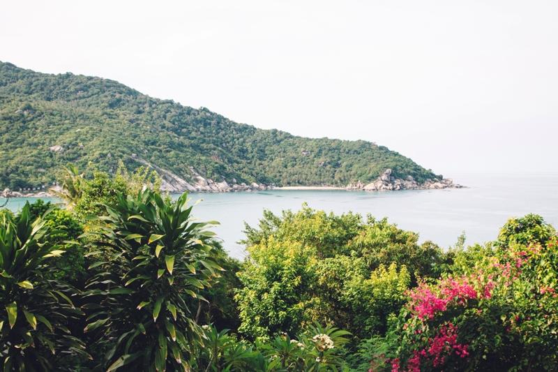 Amarena Resort auf Koh Phangan - Tipp für eine günstige Unterkunft mit unbezahlbarem Blick
