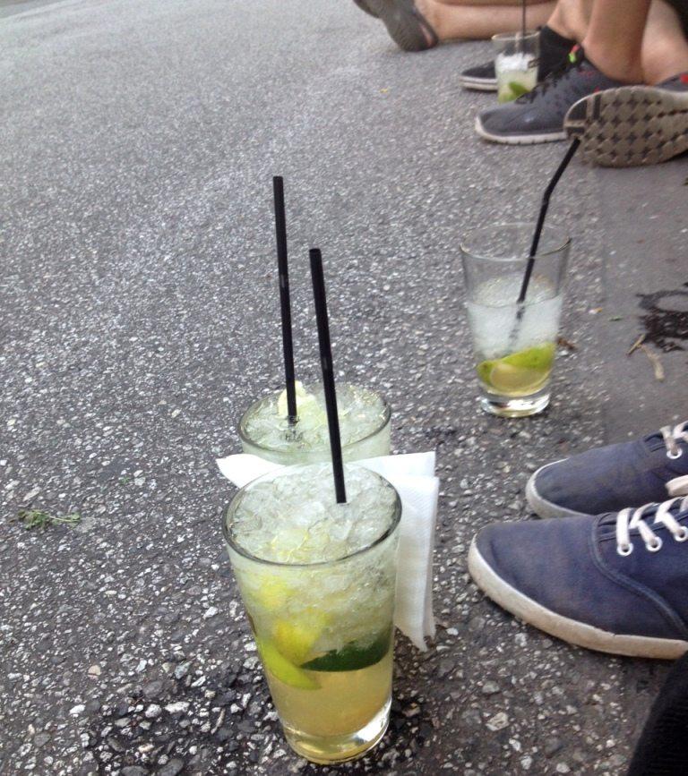 Geheimtipp für ein Wochenende in Hamburg: Trinken am Aurel in Ottensen