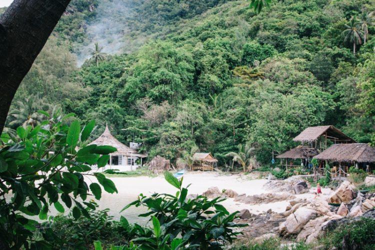 Koh Phangan Tipps - schönster Strand auf der schönsten Insel heißt Haad Khom