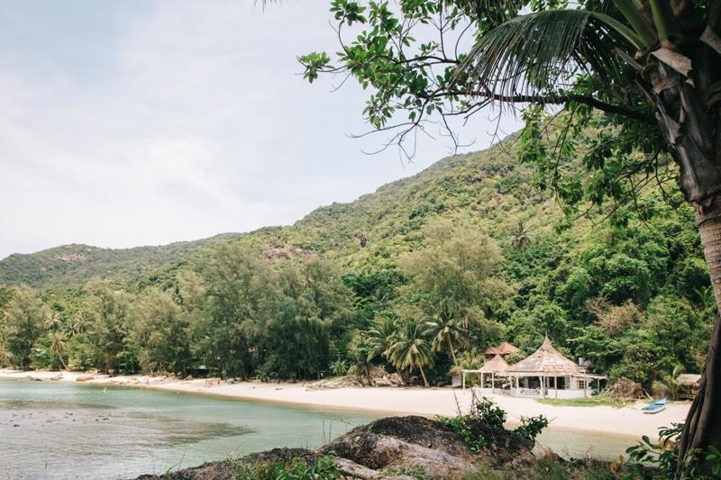 Koh Phangan Tipp: Sinas Lieblingsstrand heißt Haad Khom oder Coral Bay