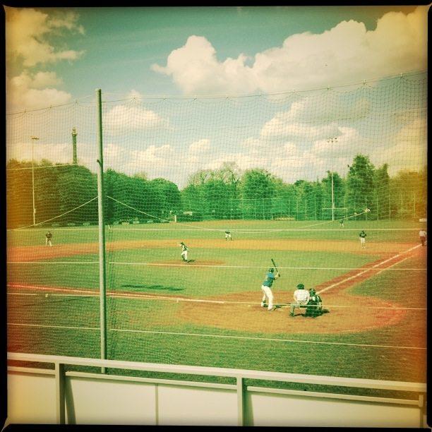 Baseball-Spiel im Praterpark - Insidertipps Wien