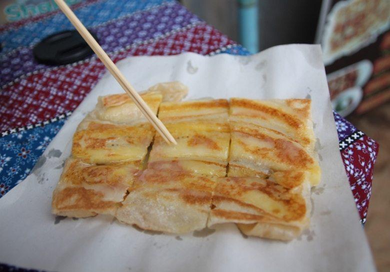 Thai Pancakes vom Straßenstand: Großartig und ein top-Essens-Tipp für Ao Nang