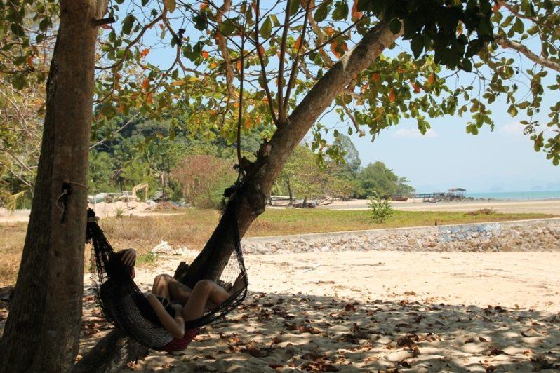 Entspannung in Hängematten: Koh Yao Noi in Krabi, Thailand