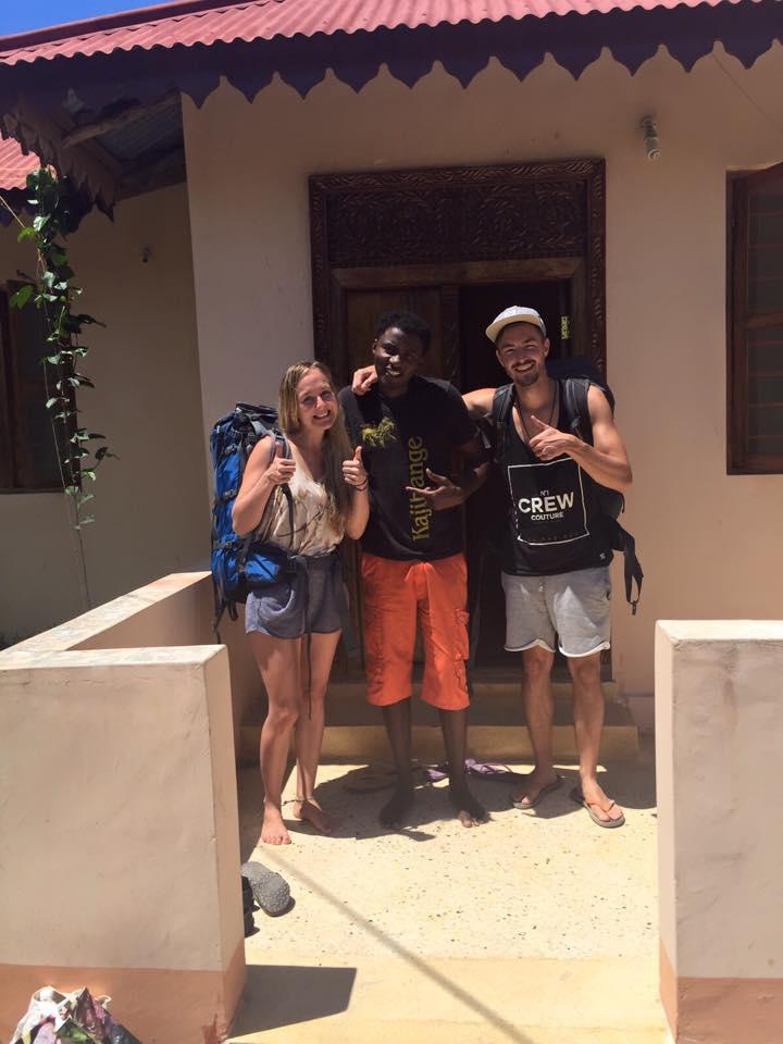 Mwana House in Nungwi - Backpacking-Unterkunft für eine Sansibar-Rundreise