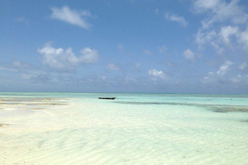 Strand in Nungwi Ost auf Sansibar: Paradies!