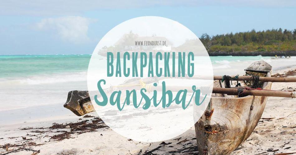 Sansibar Backpacking Slide