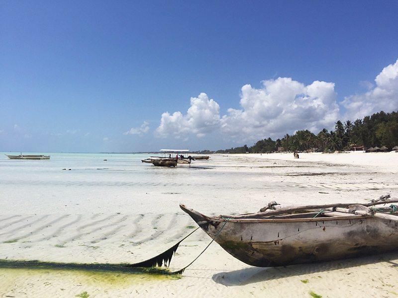 Strände auf Sansibar: Matemwe