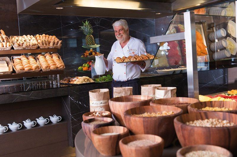 Traditionelles Essen mit Liebe zubereitet - Bergresort Werfenweng