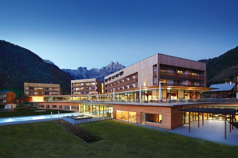 Das Travel Charme Hotel - Bergresort Werfenweng