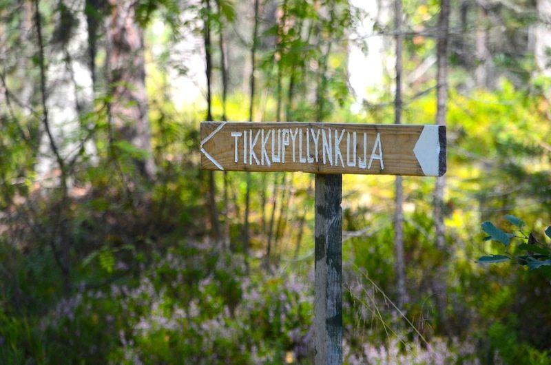 Urlaub in Finnland