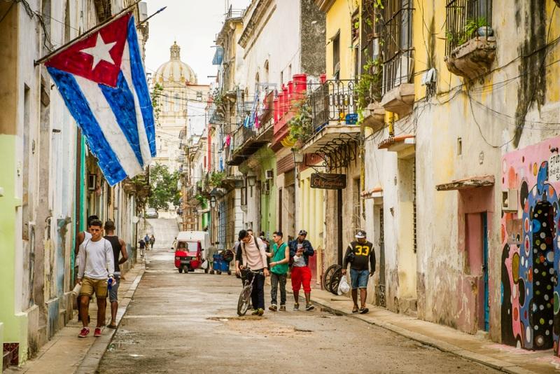 Sehenswürdigkeiten Kuba - Havanna Highlights und Tipps Calle Cuarteles