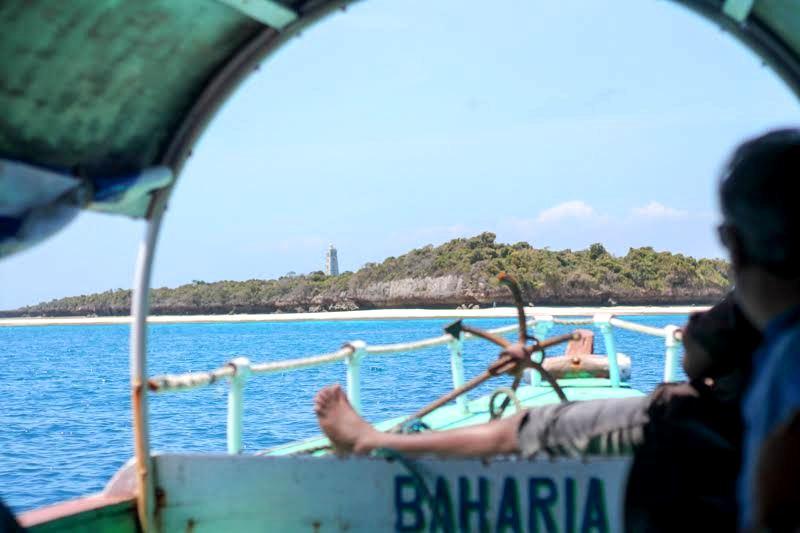 Bootsausflug nach Chumbe Island - Geheimtipp für Sansibar