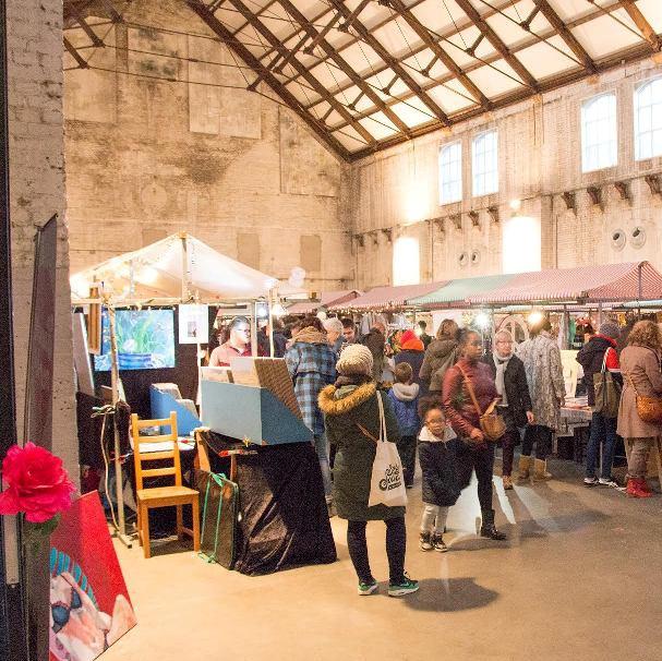 Insidertipp und Highlight: Sunday Market Amsterdam