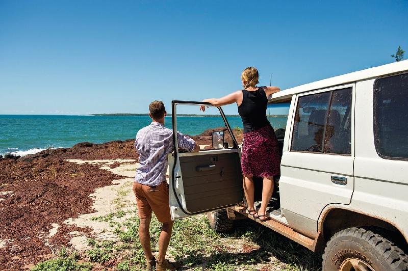 Australien - mit dem Camper durch das Northern Territory