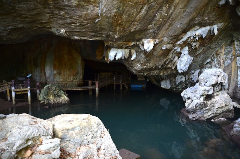 Geheimtipp Koh Tarutao: Crocodile Cave erkunden
