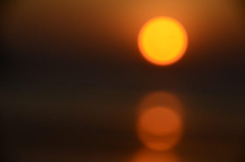 Sonnenuntergang auf Koh Tarutao