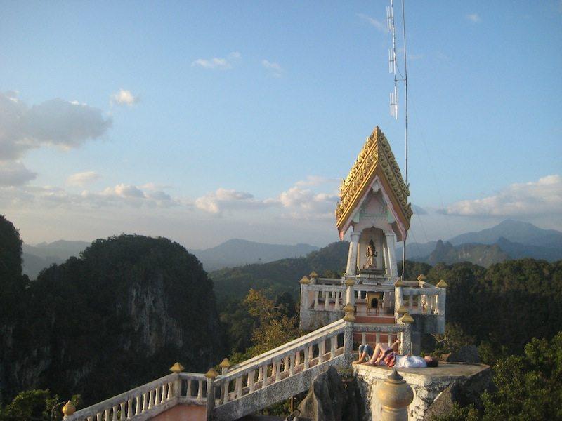 Top Tipp Thailand für Einsteiger: Tiger Cave Temple in Krabi