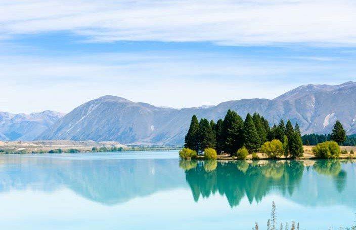 Lieblingsreiseziel für Backpacker: Neuseeland, Lake Pukaki