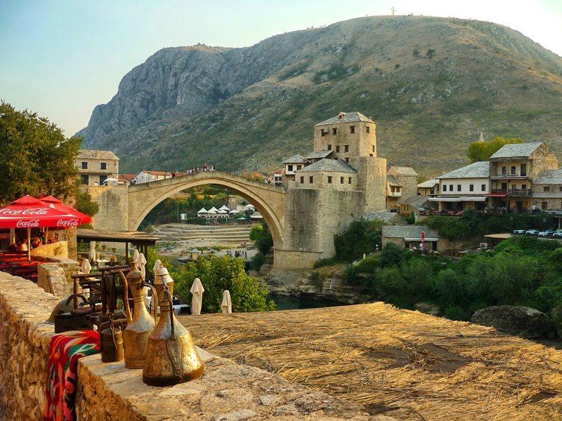 Lieblingsland: Bosnien - Mostar