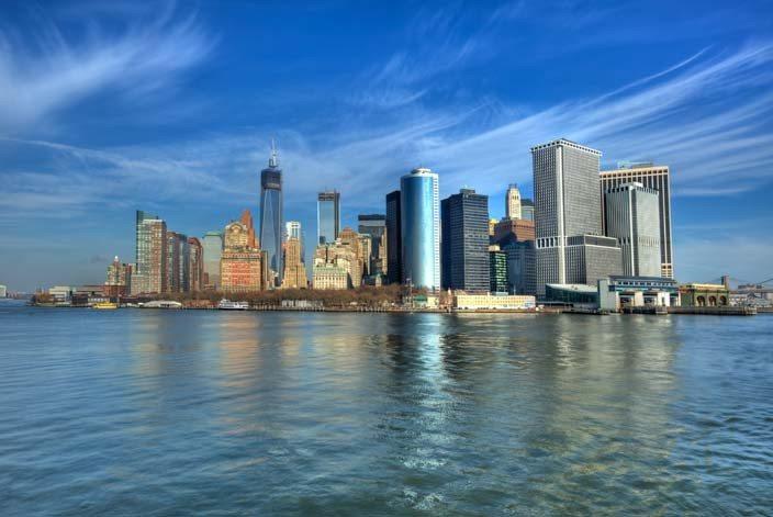 Lieblingsstadt von Tanja: New York
