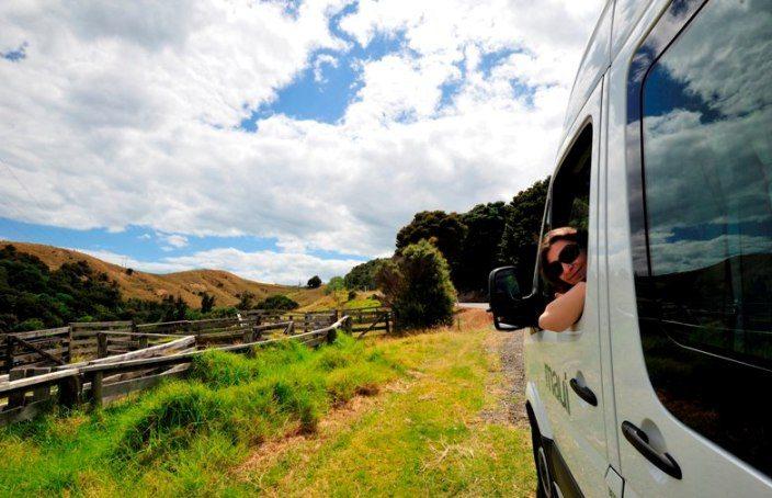 Lieblingsland von Tanja: Neuseeland