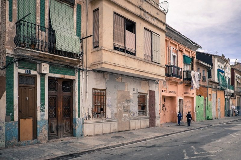 Valencia Geheimtipp: Viertel El Cabañal