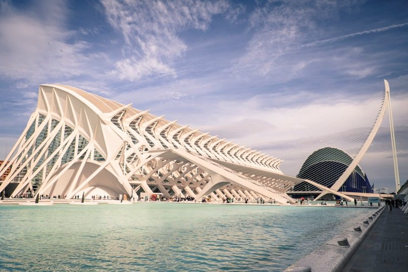 Valencia-Highlight und Sightseeing-Tipp: Ciudad Ciencia Arte