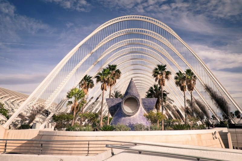 Valencia Sightseeing-Highlights: Stadt der Künste