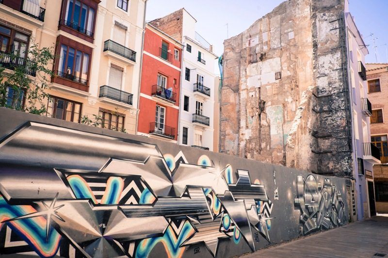 Valencia Sightseeing: Graffiti und Street Art