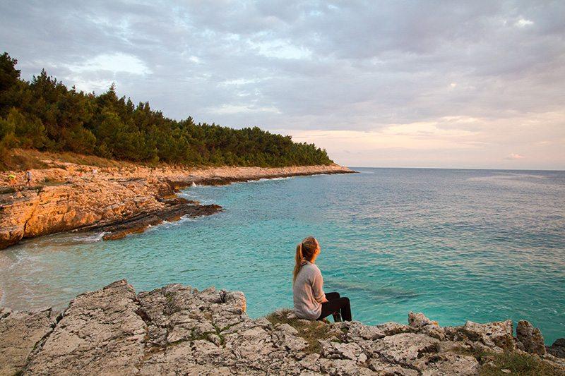 Strande Istrien Karte.4 Wundervolle Tage Am Kap Kamenjak In Kroatien