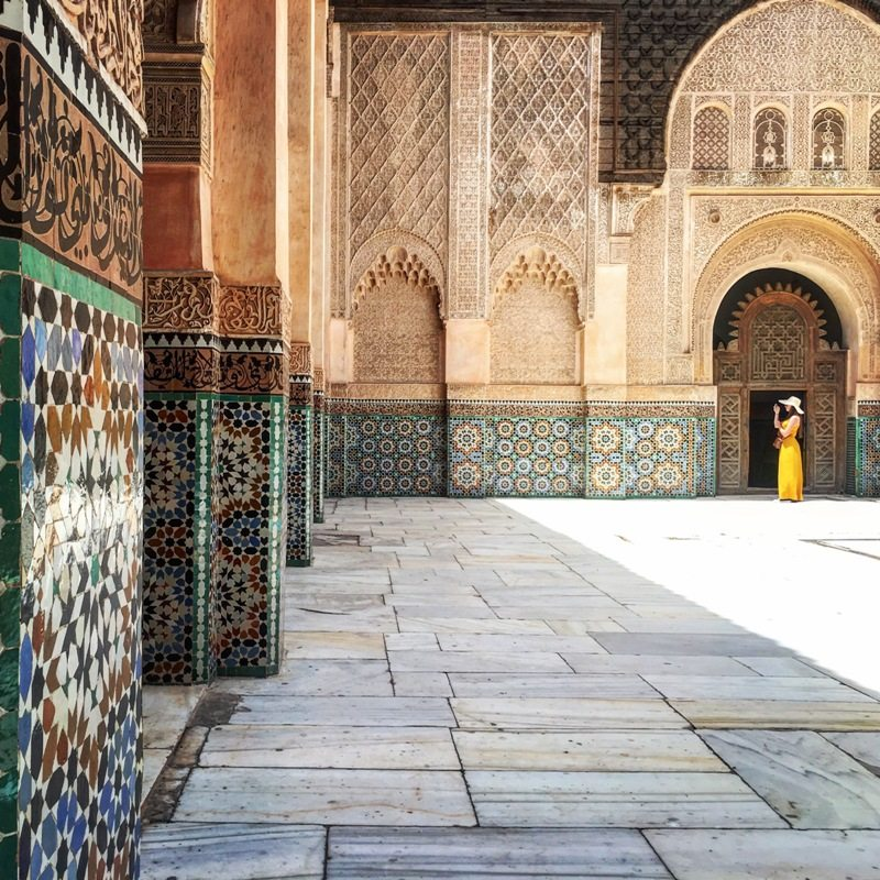 Marrakesch Highlights: Ben Youseff